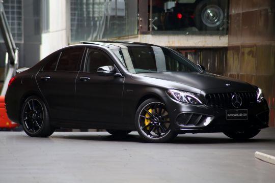 2018 Mercedes-Benz C43 W205 AMG