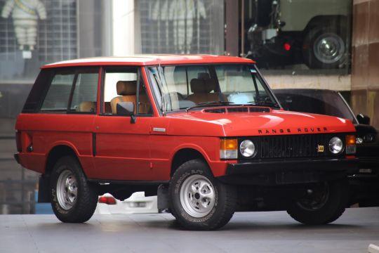 1978 Range Rover