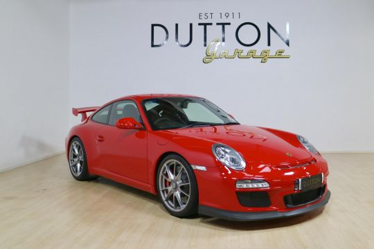 2010 Porsche GT3 997.2 (Car in NZ)