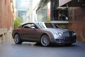 2010 Bentley Continental 3W GT Speed Coupe 2dr Spts Auto 6sp 4WD 6.0TT [MY10]