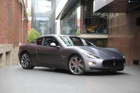 2010 Maserati GranTurismo M145 S Coupe 2dr MC-Shift 6sp 4.7i