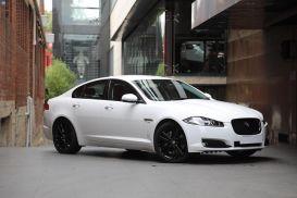 2013 Jaguar XF X250 S Sedan 4dr Spts Auto 8sp 3.0DTT [MY13]