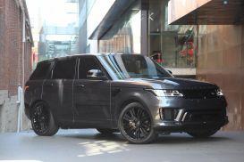 2018 Land Rover Range Rover Sport L494 SDV6 HSE Dynamic Wagon 5dr Spts Auto 8sp 4x4 3.0DTT [MY18]