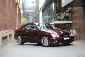2003 Mercedes-Benz CLK-Class C209 CLK55 AMG Coupe 2dr Auto 5sp 5.5i