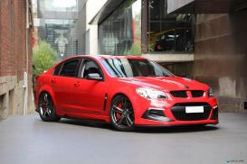 2016 Holden Special Vehicles Clubsport GEN-F2 R8 LSA Sedan 4dr Man 6sp 6.2SC [MY16]