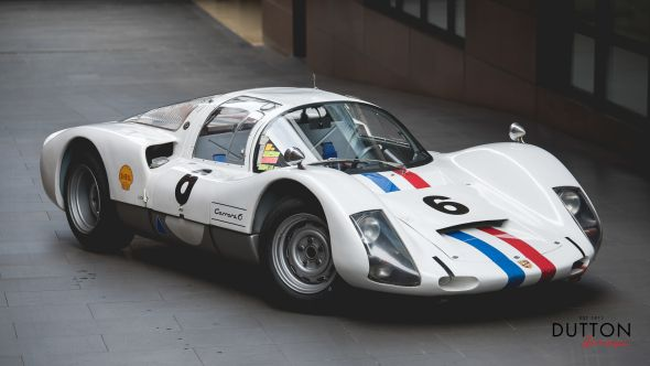 Porsche 906 Wallpaper