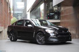 2017 Holden Special Vehicles Senator GEN-F2 Signature Sedan 4dr Spts Auto 6sp 6.2SC [MY17]