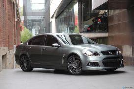 2014 Holden Special Vehicles Senator GEN-F Signature Sedan 4dr Spts Auto 6sp 6.2i [MY14]
