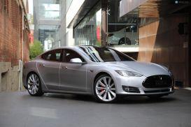2015 Tesla Model S P85D Sportback 5dr Reduction Gear 1sp AWD AC375kW [Jan]