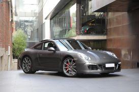 2012 Porsche 911 991 Carrera S Coupe 2dr PDK 7sp 3.8i
