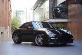 2008 Porsche 911 997 Turbo Cabriolet 2dr Man 6sp AWD 3.6TT [MY08]