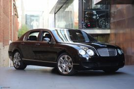 2006 Bentley Continental 3W Flying Spur Sedan 4dr Spts Auto 6sp 4WD 6.0TT