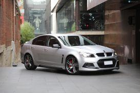 2016 Holden Special Vehicles Clubsport GEN-F2 R8 LSA Sedan 4dr Spts Auto 6sp 6.2SC [MY16]