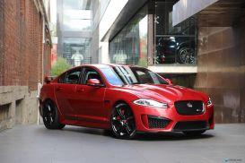2014 Jaguar XF X250 XFR-S Sedan 4dr Spts Auto 8sp 5.0SC [MY14]