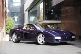 1995 Ferrari 512tr Coupe 2dr Man 5sp 5.0i