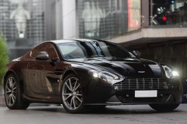 2012 Aston Martin V8 Vantage Coupe 2dr Sportshift II 7sp 4.7i [MY13]