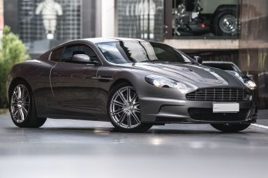 2009 Aston Martin DBS Coupe 2dr Touchtronic 6sp 5.9i [MY09]