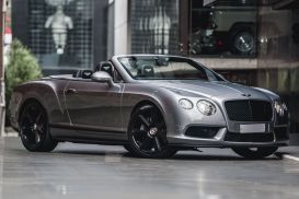 2013 Bentley Continental 3W GTC V8 Convertible 2dr Spts Auto 8sp 4x4 4.0TT [MY13]