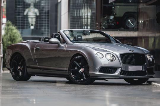 2013 Bentley Continental 3W GTC V8 Convertible 2dr Spts Auto 8sp 4x4 4.0TT [MY13]