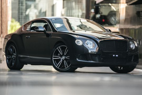 2011 Bentley Continental 3W GT Coupe 2dr Spts Auto 6sp 4WD 6.0TT [MY12]