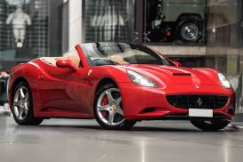 2009 Ferrari California F149 Convertible 2dr DCT 7sp 4.3i [Jun]