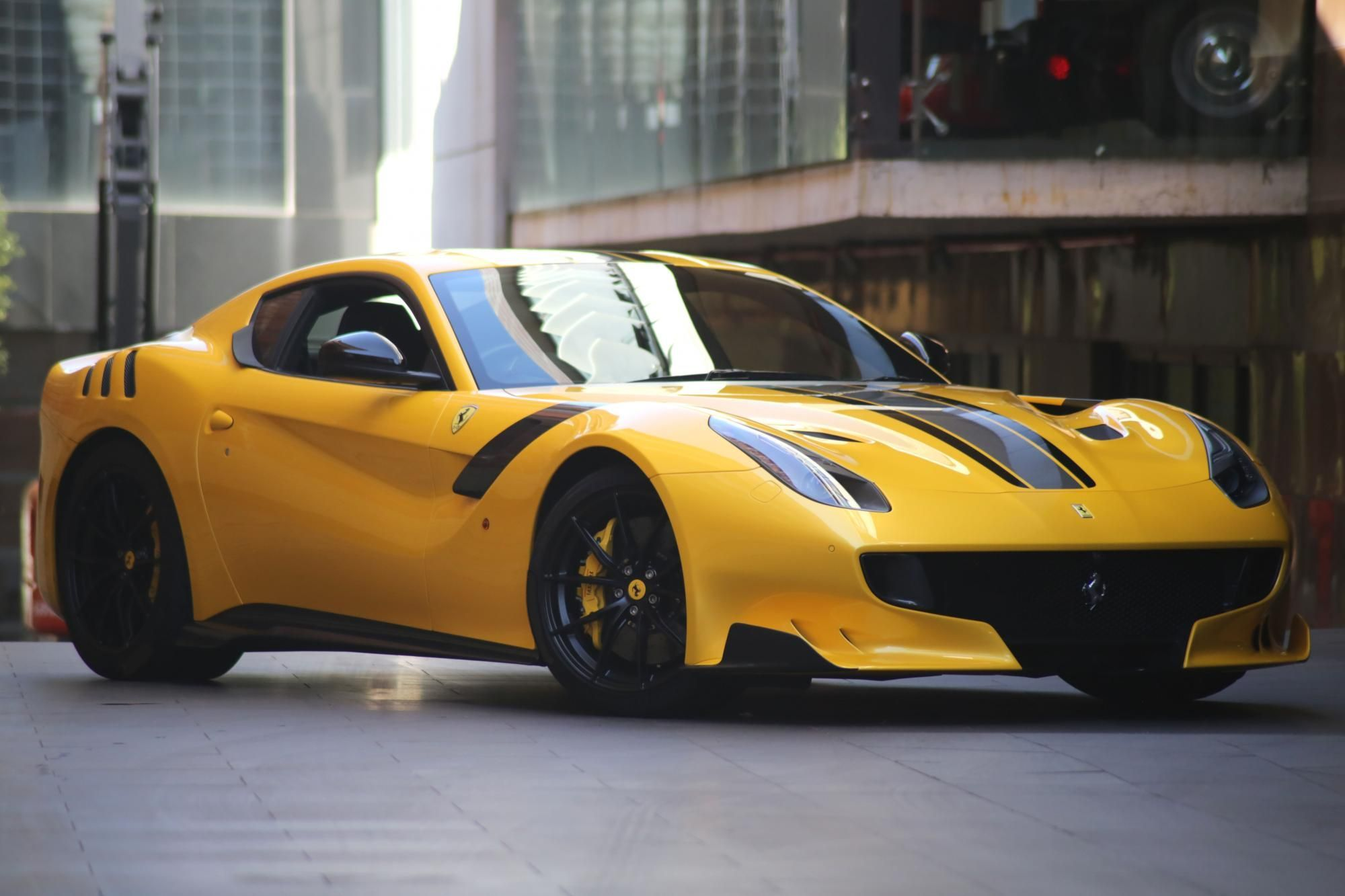 2016 Ferrari F12tdf F152 Coupe 2dr Dct 7sp 6 3i May
