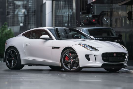 2014 Jaguar F-TYPE X152 R Coupe 2dr Spts Auto 8sp 5.0SC [MY15]