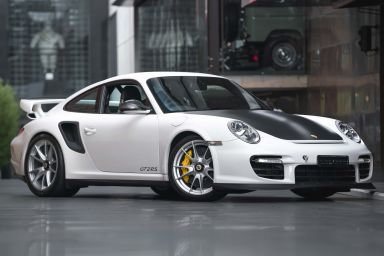2011 Porsche 911 997 Series II GT2 RS Coupe 2dr Man 6sp 3.6TT [MY11]