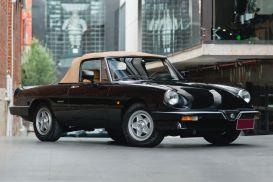 1987 Alfa Romeo Spider 2.0 Injection Convertible