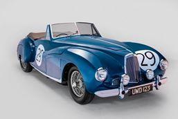 1949 Aston Martin DB1 (Car in UK)