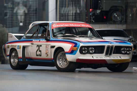 1974 BMW 3.0 E9 CSi Coupe 2dr Man 4sp 3.0i