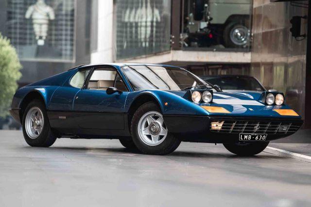 1976フェラーリ 365 ボクサー GT4  右ハンドル