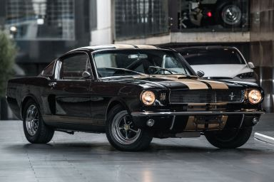 1966 Ford Shelby G.T. 350 Fastback