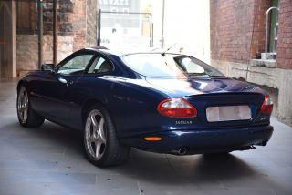 2000 Jaguar XKR X100 with R features Coupe 2dr Auto 5sp 4 0