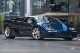 2001 Lamborghini Diablo VT Coupe 2dr Man 5sp AWD 6.0i
