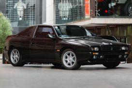 1996 Maserati Shamal Coupe 2dr Man 6sp 3.2T