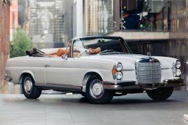 1967 Mercedes-Benz 250SE W111