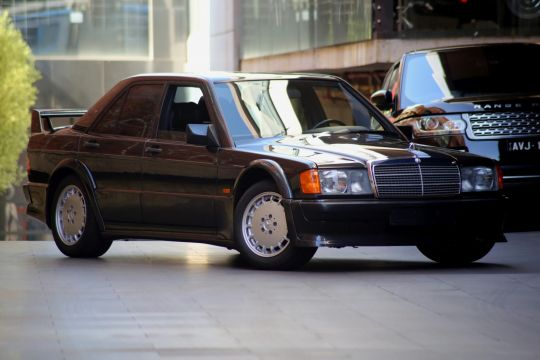 1989 Mercedes-Benz 190E 2.5-16 Evolution 1