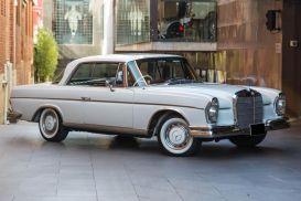 1967 Mercedes-Benz 300SE W108 Sedan 4dr Auto 4sp 3.0i