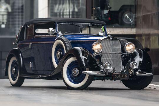 1936 Mercedes-Benz 230 Cabriolet