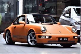 1989 Porsche 911 Carrera 964 4 Coupe 2dr Man 5sp AWD 3.6i [Oct]