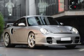 2002 Porsche 911 996 GT2 Coupe 2dr Man 6sp 3.6TT [MY03]