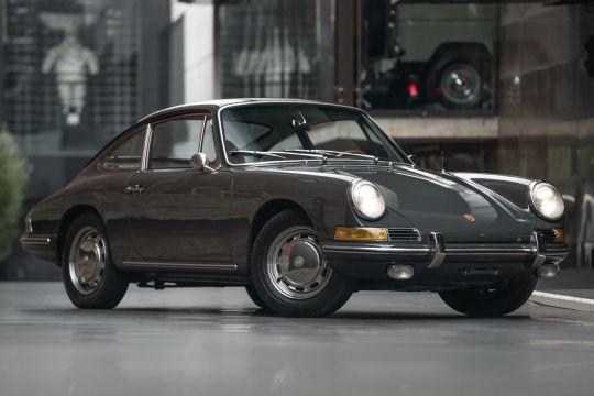 1965 Porsche 911 Coupe 2dr Man 4sp 2000
