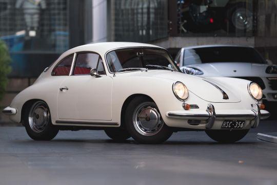 1963 Porsche 356C