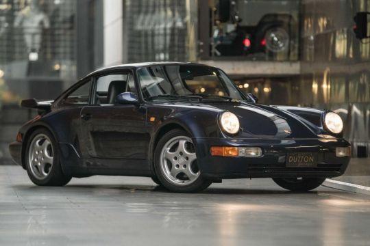 1992 Porsche 911 964 Turbo Coupe 2dr Man 5sp 3.3T