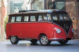 1957 Volkswagen Kombi Transporter Type 1