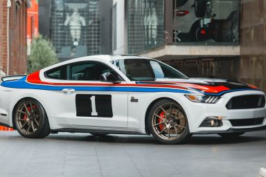 2017 Ford Mustang FM GT Fastback 2dr Man 6sp, 5.0i