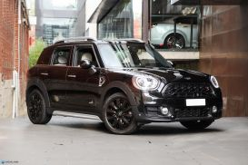2019 MINI Countryman F60 Cooper SD Wagon 5dr Steptronic 8sp ALL4 2.0DT