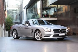 2012 Mercedes-Benz SL-Class R231 SL350 Roadster 2dr 7G-TRONIC + 7sp 3.5i