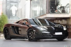 2011 McLaren MP4-12C 12C Coupe 2dr SSG 7sp 3.8TT [MY12]